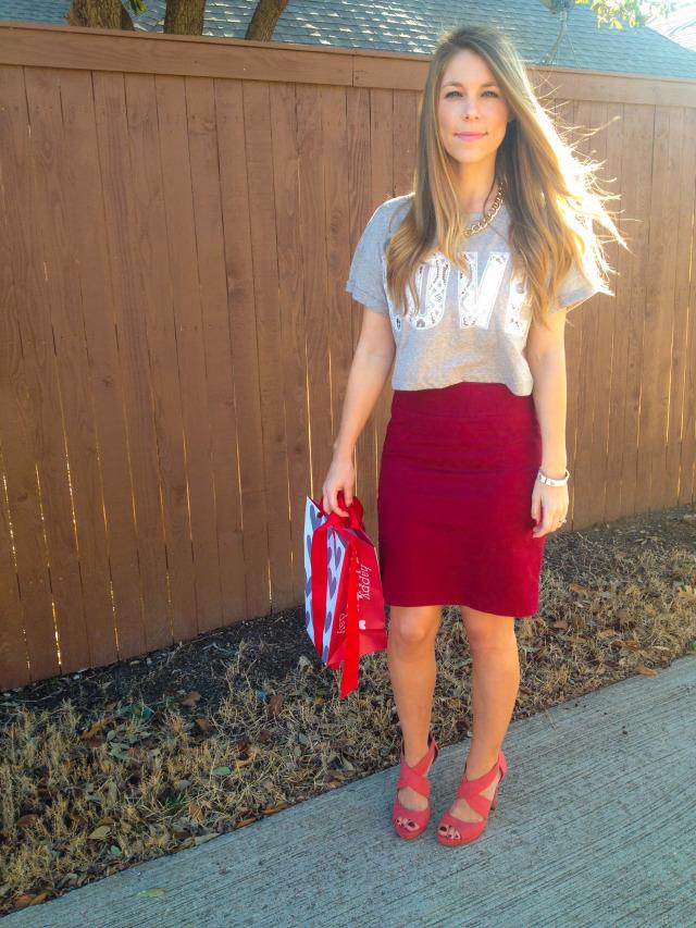 Limited Skirt DSW Heels