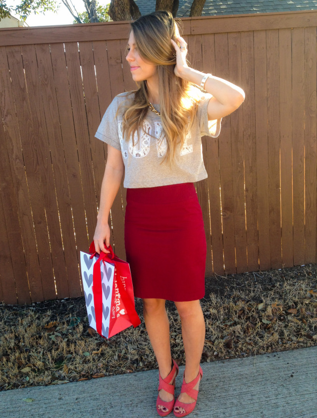 The Limited Pencil Skirt DSW Shoes