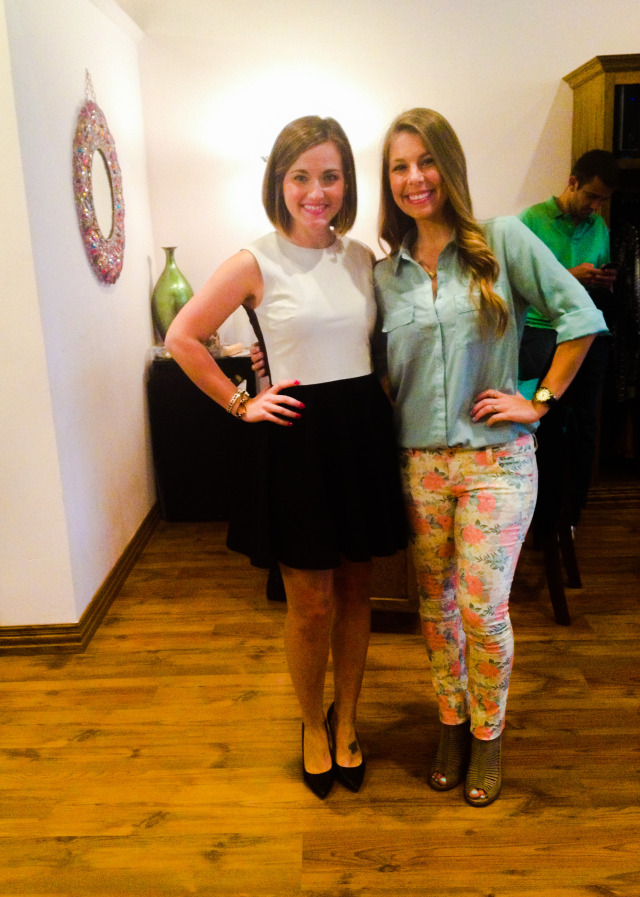Fellow Dallas Fashion Blogger Alex (Alexandra's Alley)