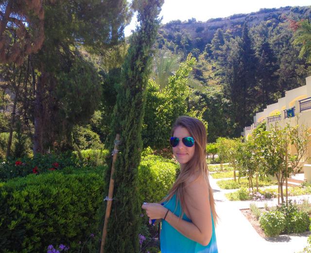 Amathus Hotel Rhodes Greece Travel Blog
