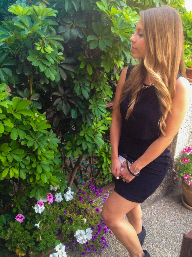 Little Black Dress Forever 21 Fashion Blog LBD