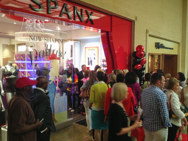 Spanx Dallas Northpark Store