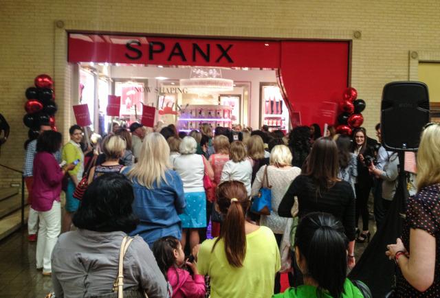 Spanx Northpark Grand Opening Dallas