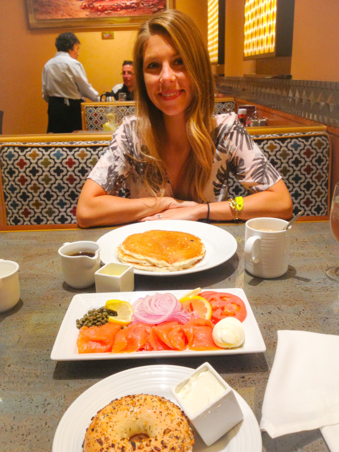 Breakfast at MGM Grand Las Vegas