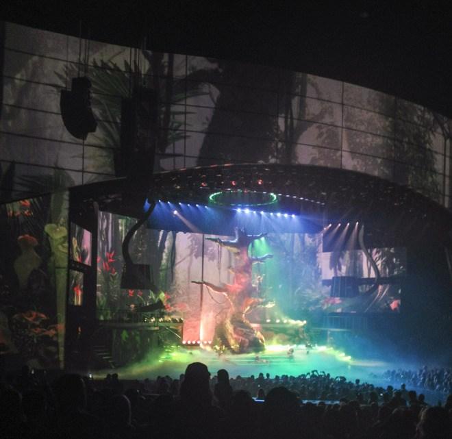 Britney Spears Concert Las Vegas Toxic