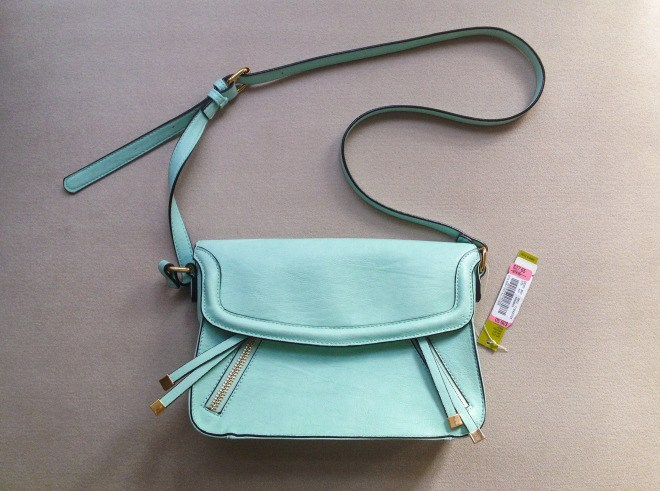 Gianni Bini Crossbody Bag Original Price: $79 Sale Price: $27.65 65% off!