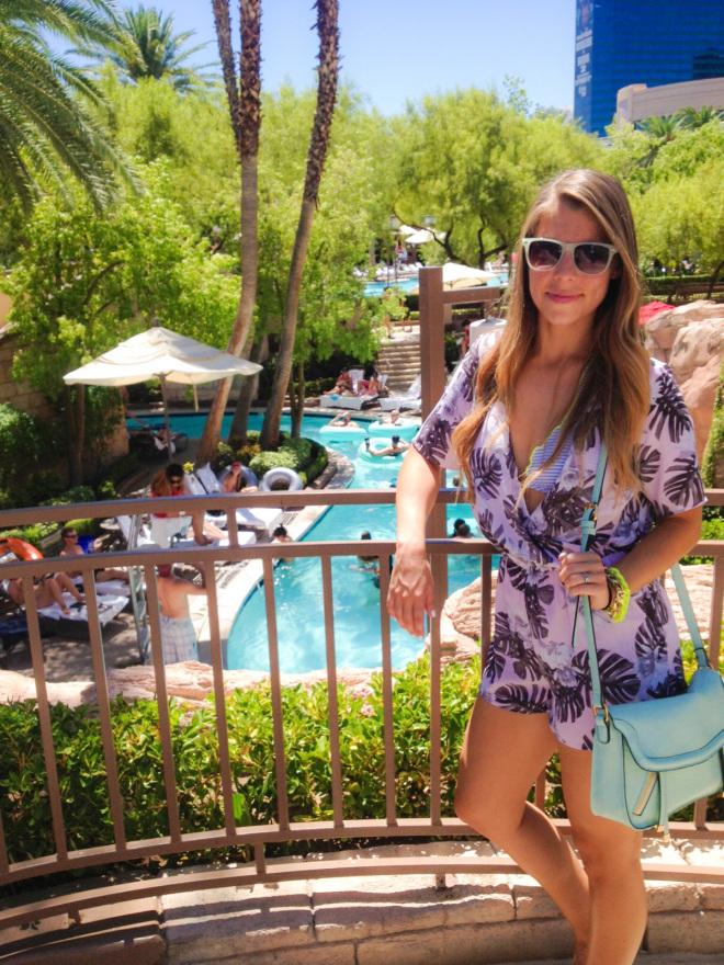 H&M Summer Fashion Dillards Swimsuit Vegas