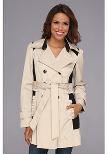Jessica Simpson Color Blocked Trench