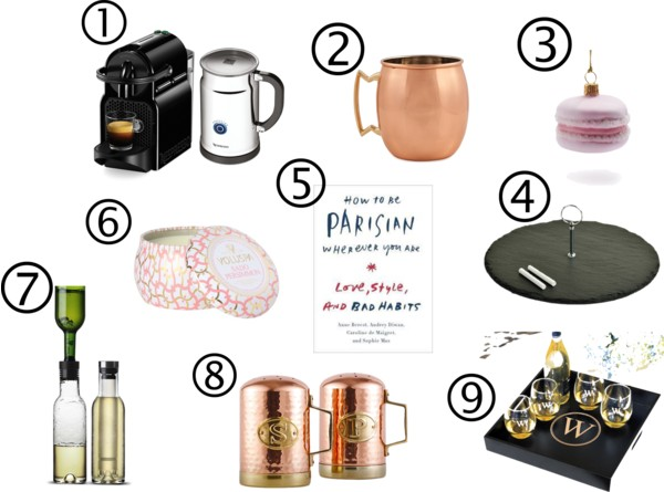 Holiday Gift Guide: HOME EDITION