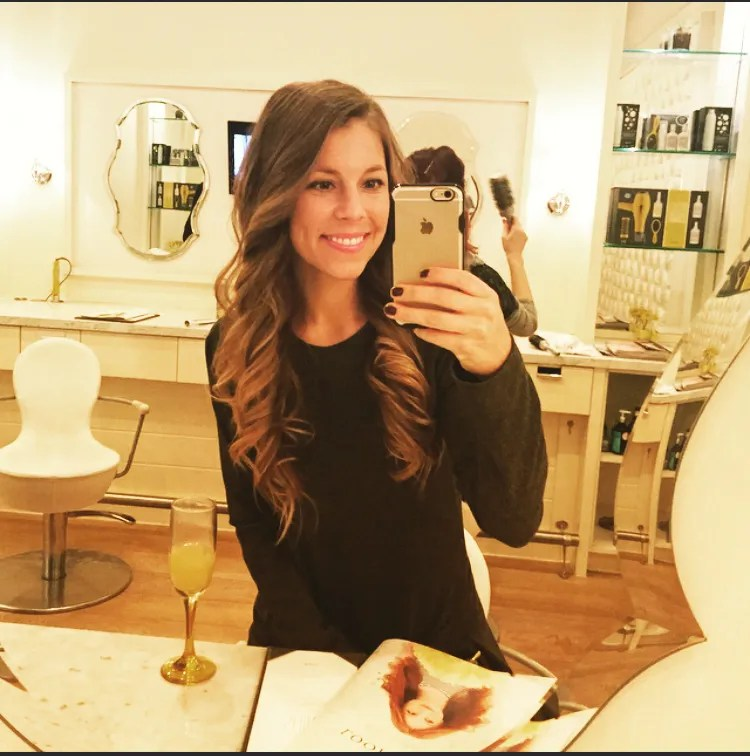 I loved my Cosmo-Tai blowout!