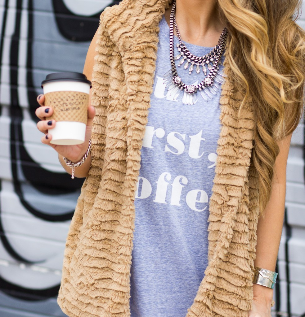 But First, Coffee Tee Fashion