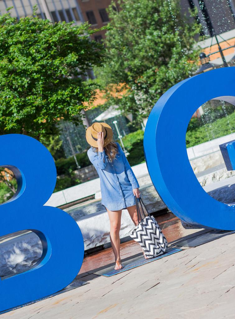Dallas Fashion Downtown Style
