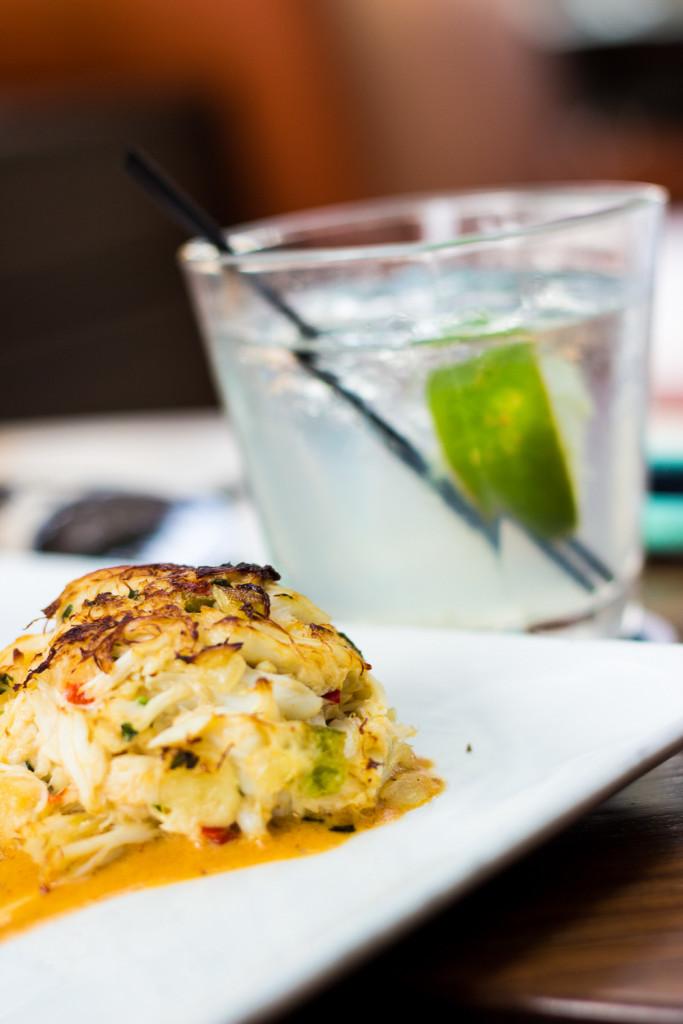 Dallas-Cocktails Crabcake