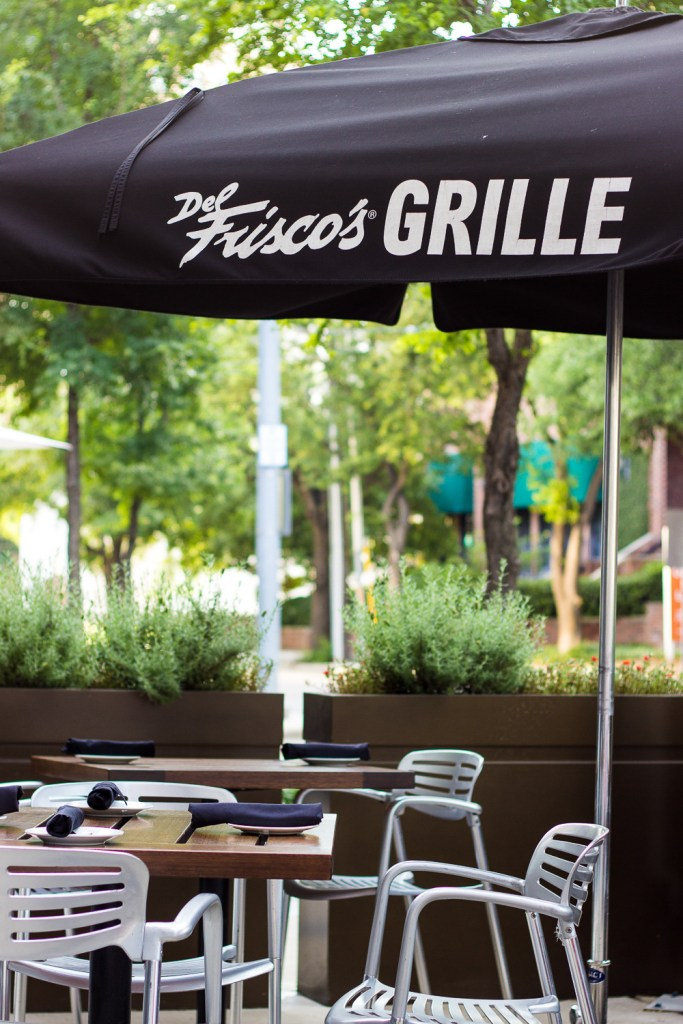 Del Frisco's Grille Patio Dallas