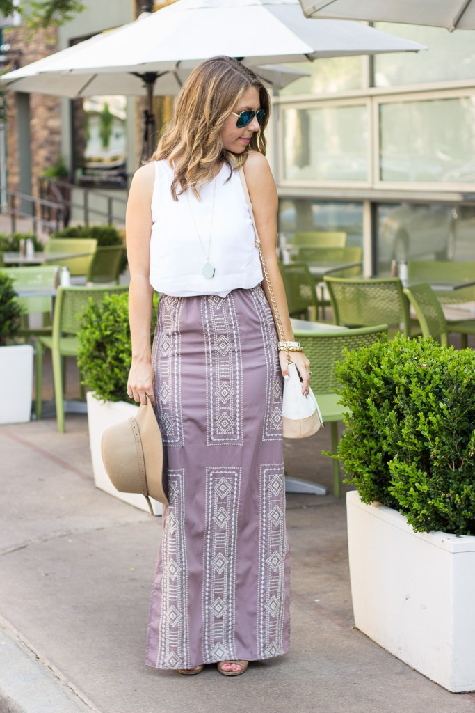 Mexican-Style-Skirt Fashion Blog
