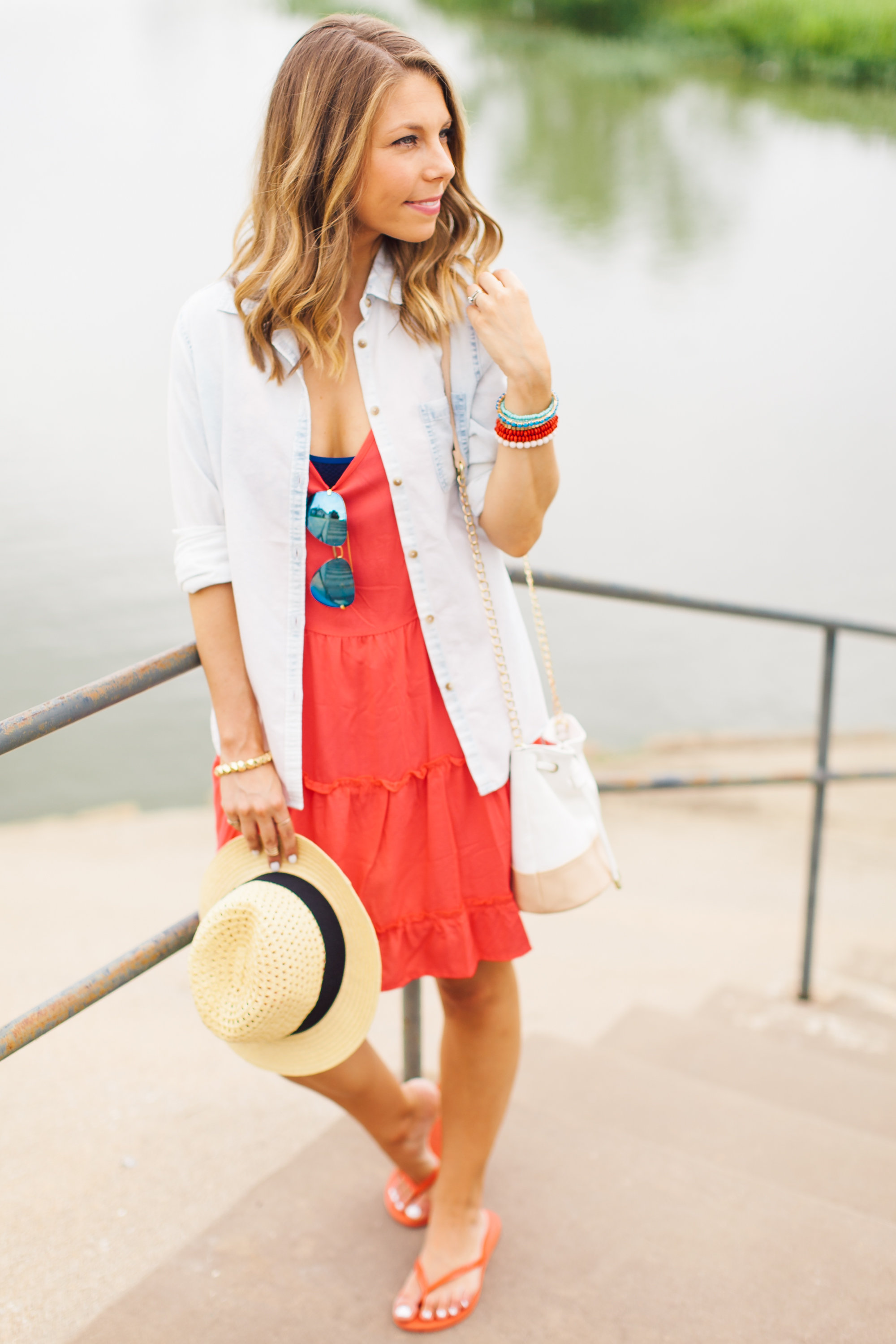 6 Steps To An Easy Summer Look The Fashion Hour