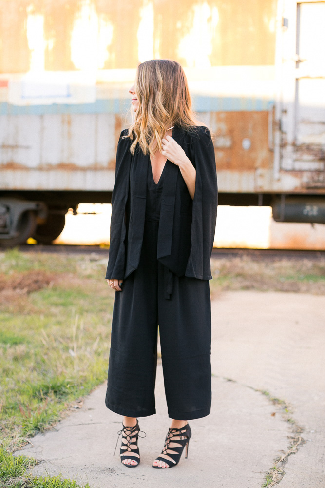 Cape-Blazer-Jumpsuit