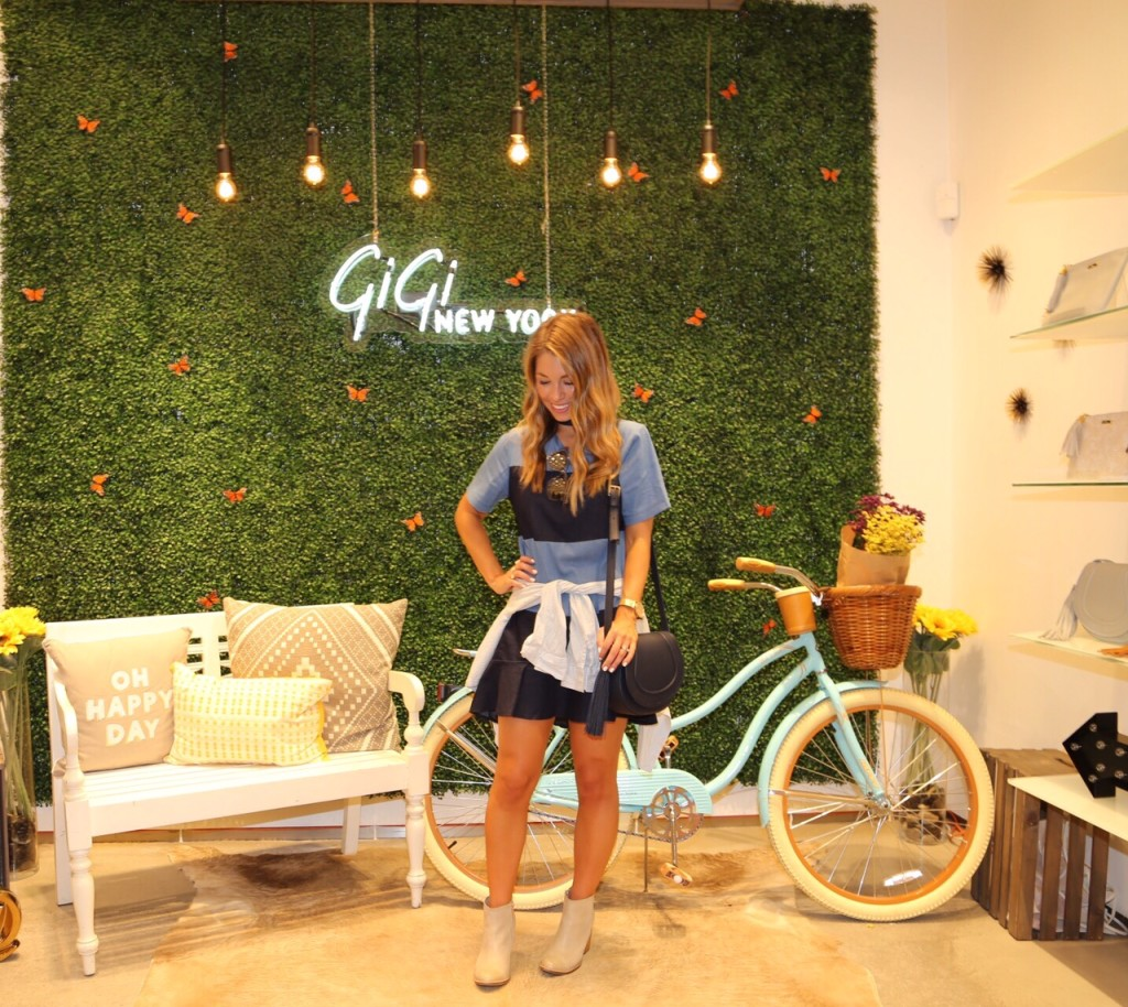 Gigi New York Pop-up NYC