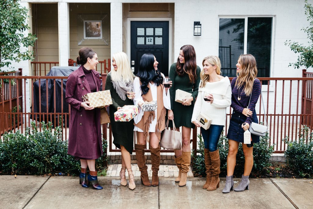 fashion blogger thanksgiving