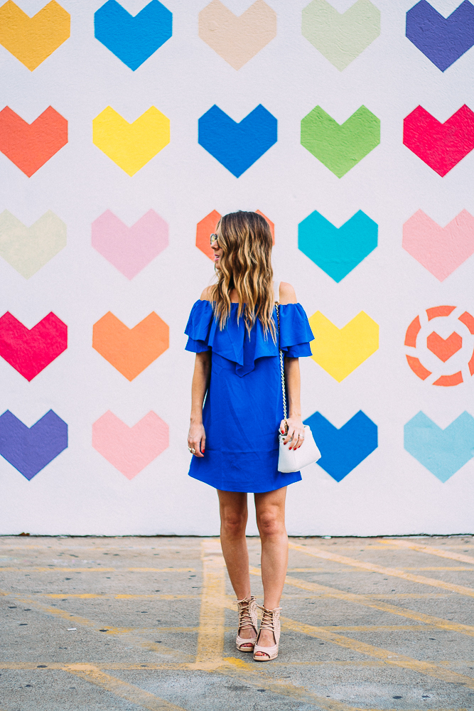 dallas heart wall