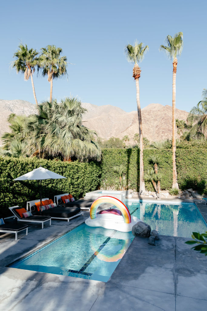 homeaway house in palm springs