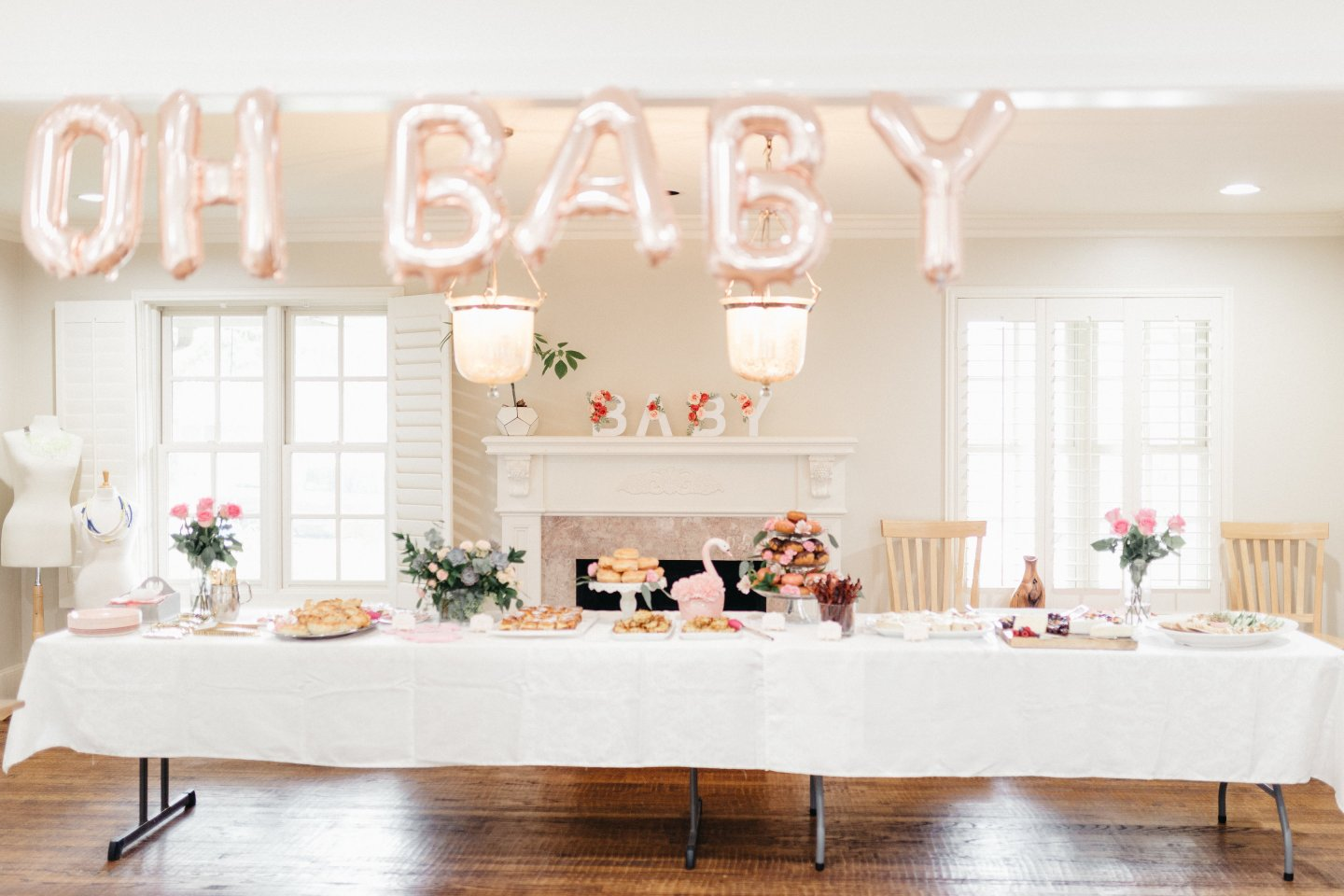 oh baby baby shower ideas