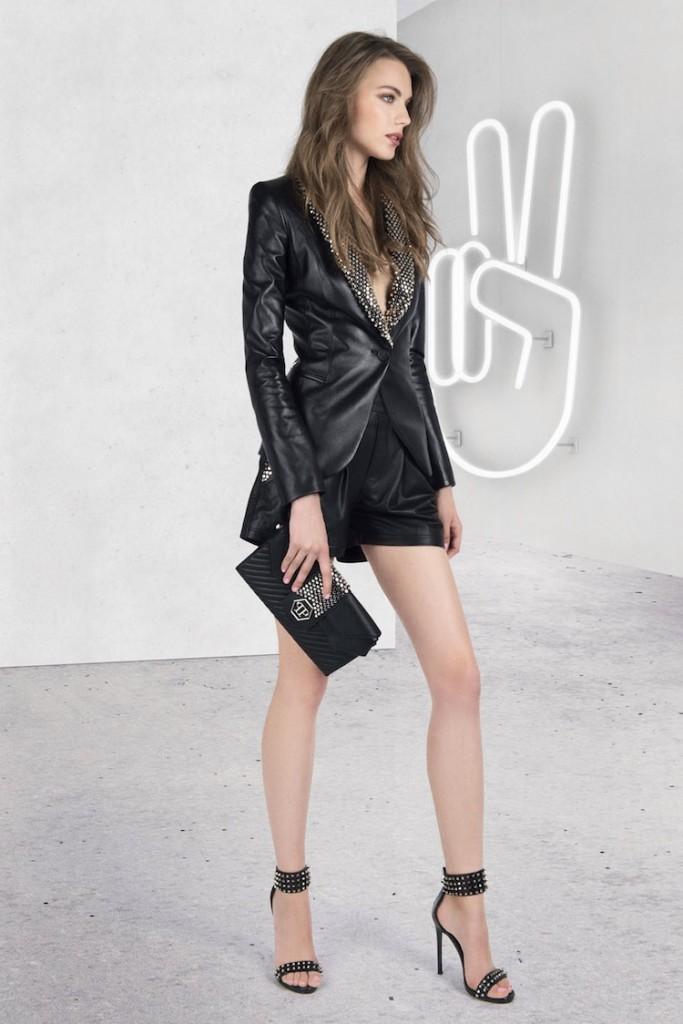 Philipp Plein Resort FallWinter 2015/16
