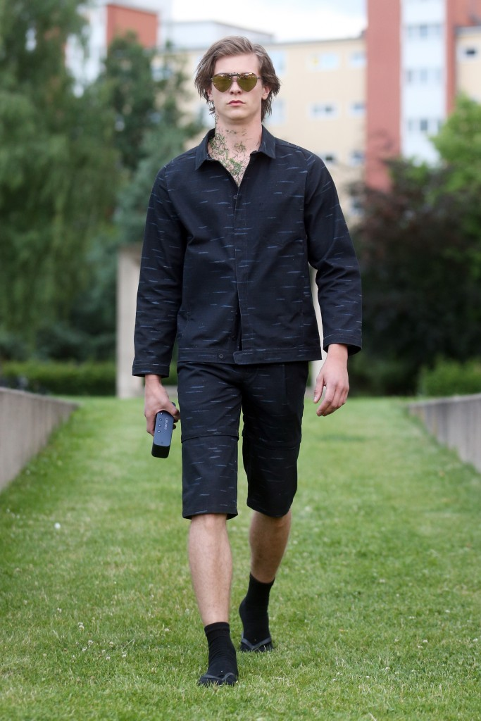JULIAN ZIGERLI SPRING/SUMMER 2016