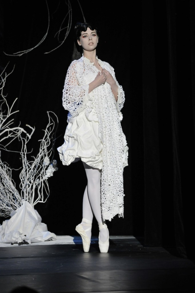 FRANK SORBIER HAUTE COUTURE - Fall Winter 2015/16