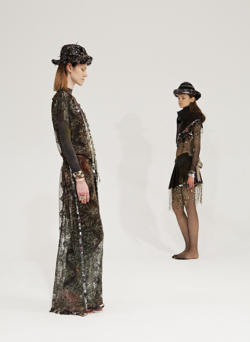 Fred Sathal Couture Fall Winter 2015 16 Fashion Insider Magazine