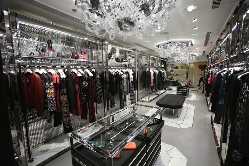 PHILIPP PLEIN OPENS NEW BOUTIQUE AT LE METROPOLE IN MONTE CARLO