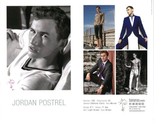 Jordan Postrel