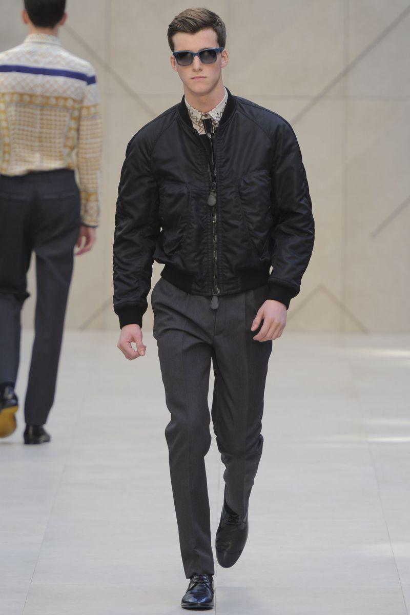 Burberry Prorsum Spring/Summer 2013 | Milan Fashion Week
