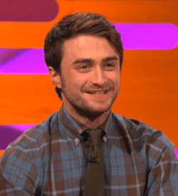 Daniel radcliffe debuts long hair on the graham norton show daniel radcliffe wears todd snyder for the graham norton show pmusecretfo Choice Image