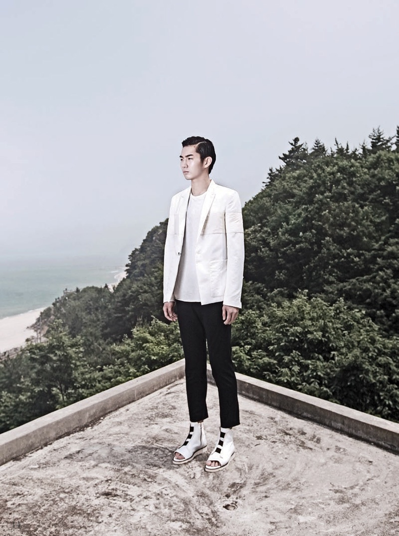 Jehee Sheen Spring/Summer 2014 Collection
