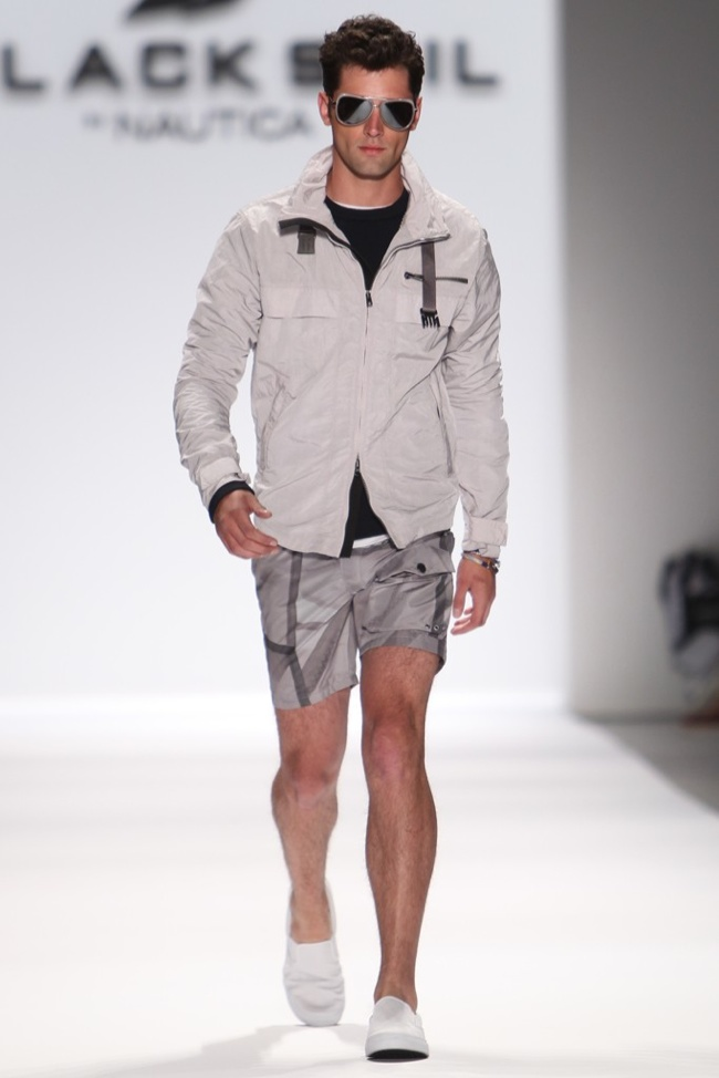 ace3a93d496 Black Sail by Nautica Spring Summer 2014