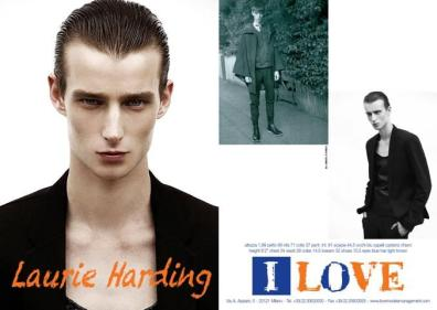 Laurie Harding