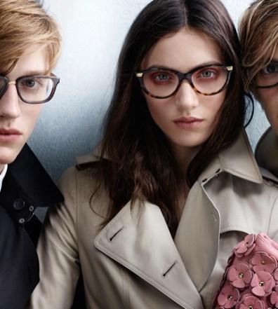 67aeac4f5e Jamie Campbell Bower + Callum Ball for Burberry Spring Summer 2014 Eyewear  Campaign