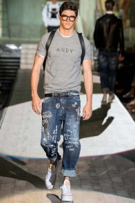 Dsquared2-Men-Spring-Summer-2015-Milan-Fashion-Week-028