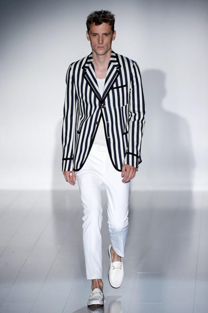 0bbb12f038d Gucci Menswear Spring Summer 2015 Milan Fashion Week June 2014