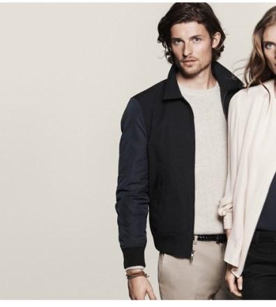 72075596e8e Rainer Andreesen Models Italian Cashmere Essentials for Club Monaco ...