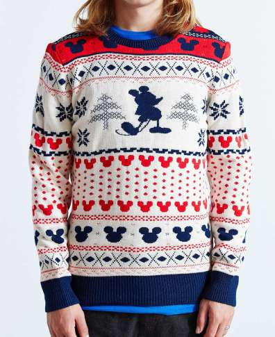 Urban Outfitters Ugly Christmas Sweater.Shop The Night Before Christmas Sweaters The Fashionisto