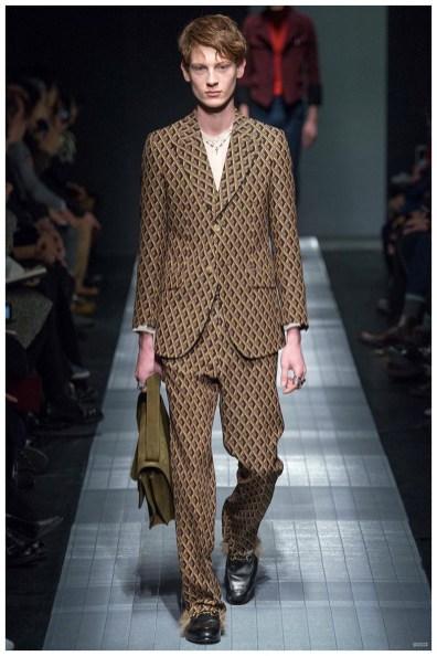 Gucci Fall/Winter 2015 Menswear