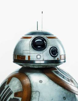 BB-8 photographed for TIME magazine.