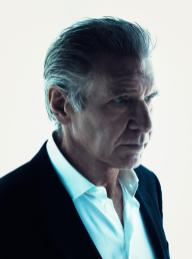 Harrison Ford photographed for TIME magazine.