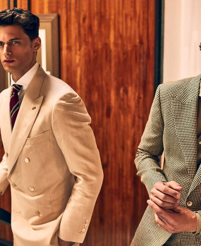 2354f6622e Summer Tailoring: Massimo Dutti's Man is Dressed to Impress