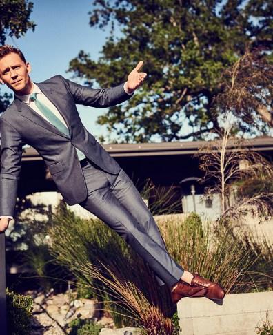 5fc1d6b4d Benedict Cumberbatch Covers British GQ, Talks 'Sherlock'   The ...