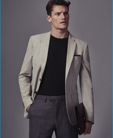 815bbcbe888 Workwear Revisited  Reiss Highlights Suiting for the Office