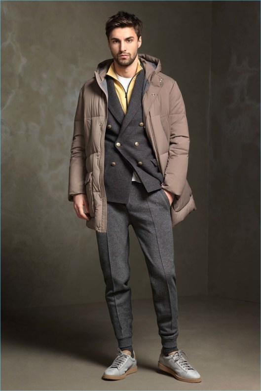Brunello Cucinelli Fall Winter 2017 Men S Collection Lookbook