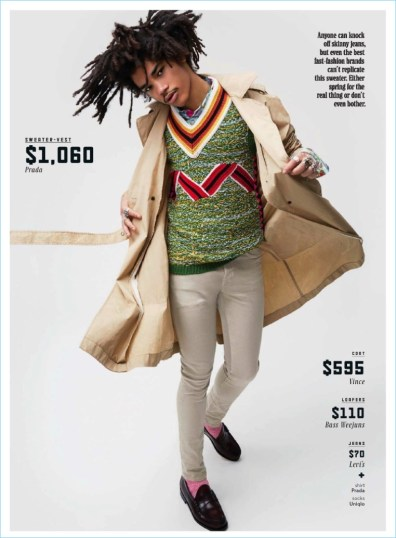 Luka Sabbat Sports High Amp Low Priced Fashions For Gq